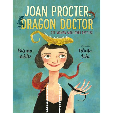 Joan Procter, Dragon Doctor : The Woman Who Loved (The Woman The Child And The Dragon)