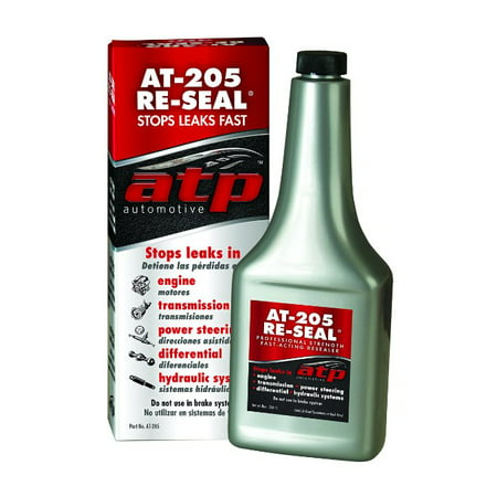 ATP AT-205 Re-Seal Stops Leaks, 8 Ounce Bottle (Atp At 205 Re Seal Stops Leaks)