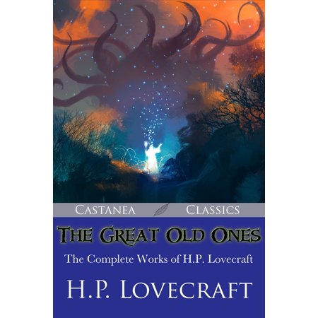 The Great Old Ones - eBook