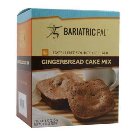 BariatricPal Protein Cake Mix - Gingerbread