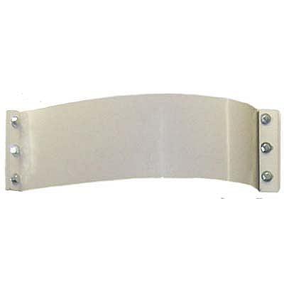 600 Cfm Four Barrel Street - 514511 Wear Plate, 600 CFM Reclaimer, (Customer Installed)
