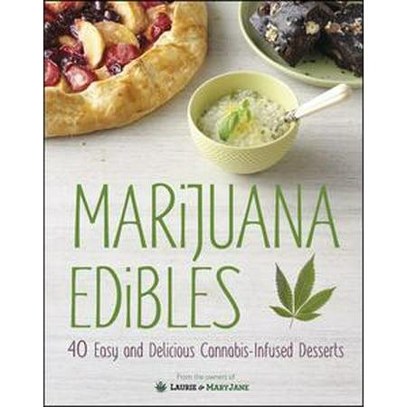 Marijuana Edibles - eBook - Halloween Marijuana Edibles