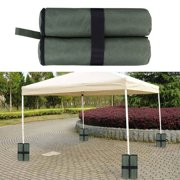 Camping Tent Anti-tear High Strength Canopy Weight Sandbag for up Canopy Pavilion Tent