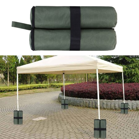 Camping Tent Anti-tear High Strength Canopy Weight Sandbag for up Canopy Pavilion Tent - High Peak Camping Tents