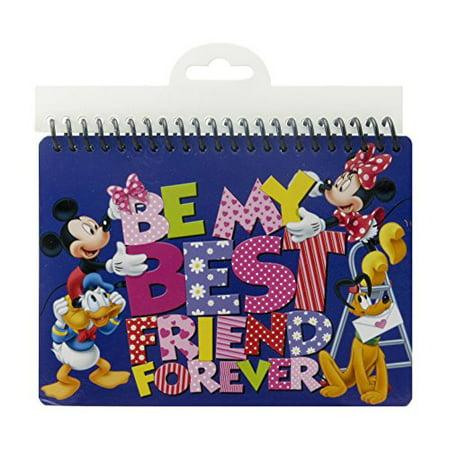 (Autograph Book - Mickey Gang - B)