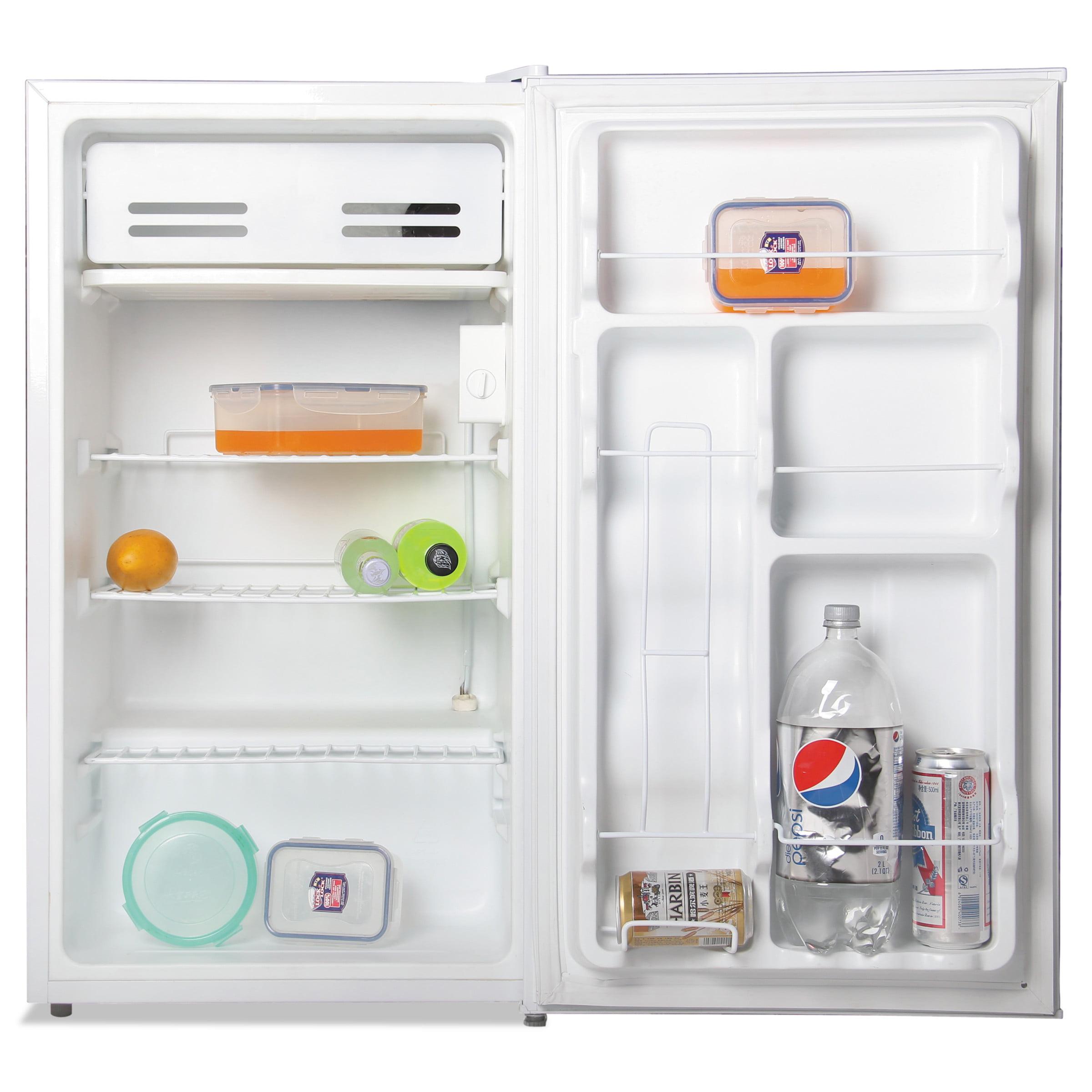 Alera 3.3 Cu. Ft. Refrigerator with Chiller Compartment, White