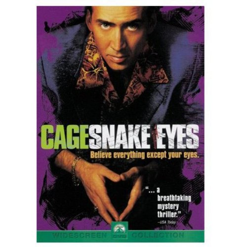 Snake Eyes (Widescreen)