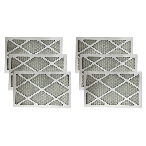 Crucial Allergen Furnace Air Filter (Set of 6)