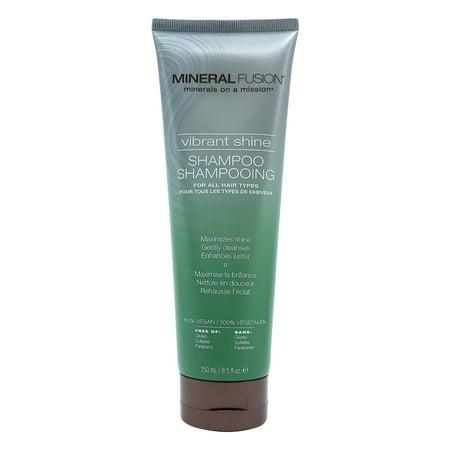 Mineral Fusion Vibrate Shine Shampoo, 250.0 ML