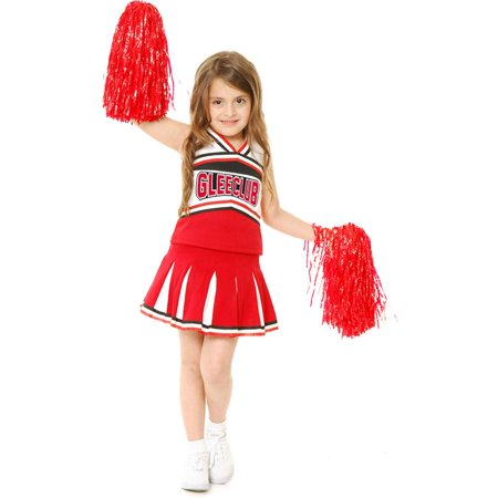 Glee Club Cheerleader Kids Costume (Glee Costumes)