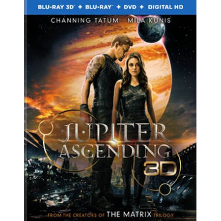 Jupiter Ascending (Blu-ray)