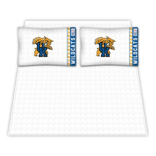 Sports Coverage Inc. NCAA Alabama Microfiber Sheet Set