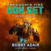 Freedom's Fire Box Set - 1–6 - Audiobook