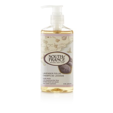 Lavender Hand Wash (South of France Hand Wash, Lavender Fields, 8)
