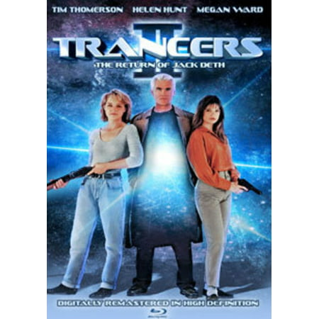 Trancers 2: The Return of Jack Deth (Blu-ray)