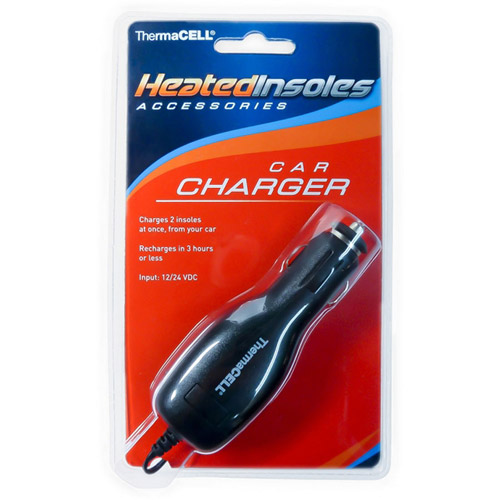 Thermacell Car Charger for Rechargable Heated Insoles