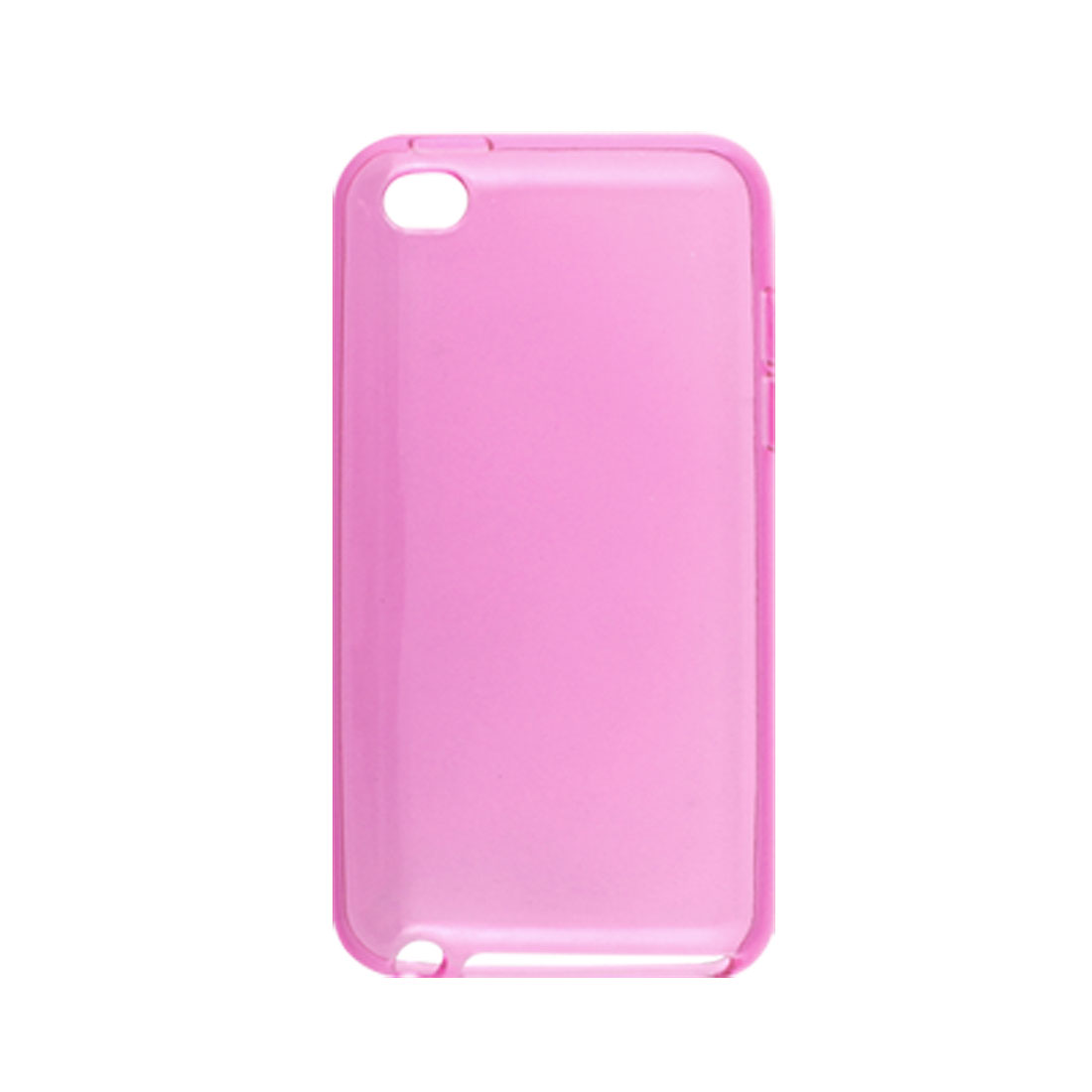 Protective Amaranth Back Phone Case Clear for iPod Touch 4 - image 1 of 1