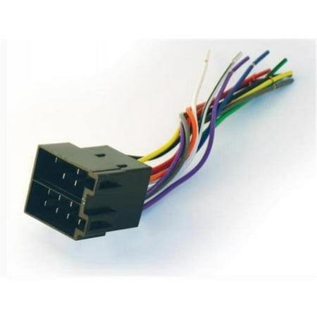 Scosche ST01B 2008-2013 Smart Car Power & Speaker Wire Harness ... on