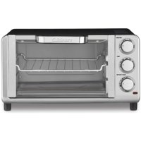 Cuisinart Compact Toaster Oven Broiler Stainless Steel (TOB-80FR)(Certified Refurbished)