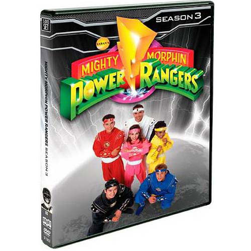 Mighty Morphin Power Rangers: Season 3 (Full Frame)