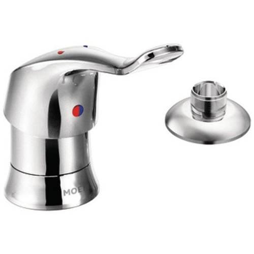 Moen 8125 M-DURA Widespread Commercial Kitchen Faucet, Chrome