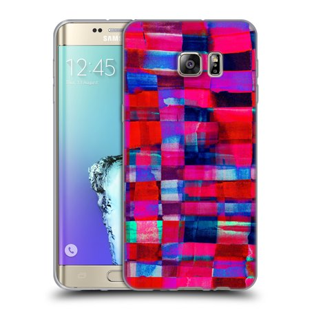 OFFICIAL AMY SIA GEOMETRIC SOFT GEL CASE FOR SAMSUNG PHONES 1