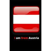 I am From Austria: Familien-Essen-Planer (Paperback)