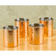 Old Dutch 12 oz. Straight Sided Tumblers - Set of 4