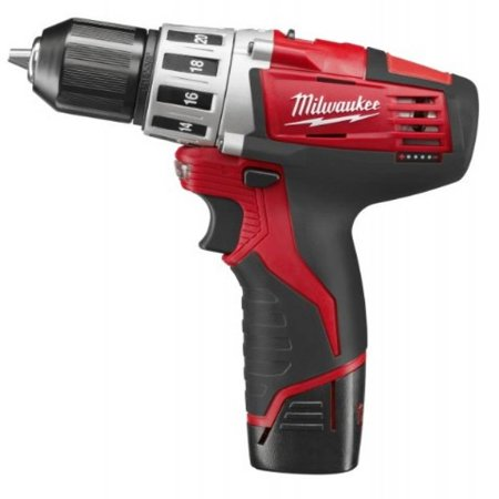 Milwaukee 2410-22 M12 12-Volt 3/8-Inch Drill/Driver