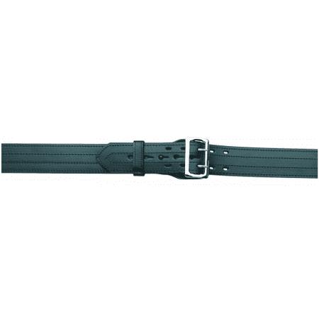 GOULD & GOODRICH Lined Duty Belt  Lined Duty Belt36 Hi-Gloss Finish Fits 36 in. waist (91cm) Lined Duty Belt Gloss