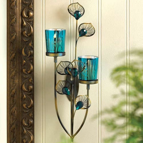 Zingz & Thingz Iron Sconce by Zingz & Thingz