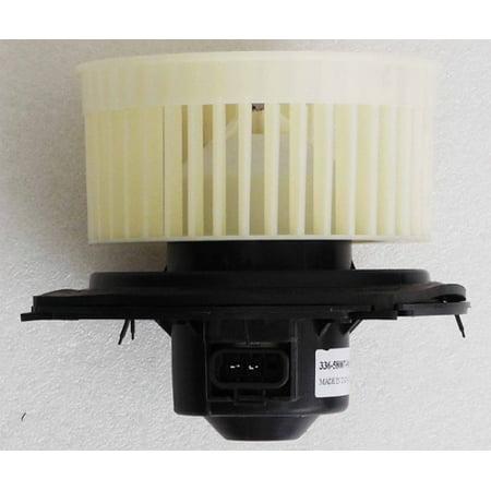 Go-Parts » 2002 - 2005 Pontiac Bonneville Heater Blower Motor & Fan Assembly 89018521 GM3126126 Replacement For Pontiac Bonneville