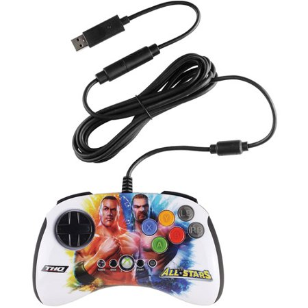 Mad Catz: BrawlPad: WWE All Stars: The Rock vs. Triple H (Madcatz Wwe)