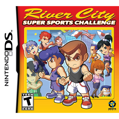 River City Sports Challenge (DS)