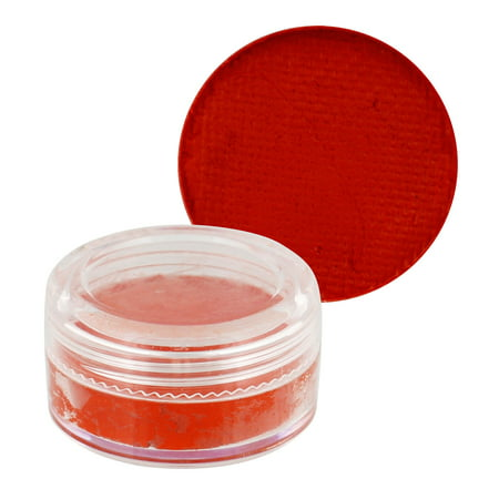 Custom Body Art 10ml Red FACE PAINT Painting Makeup - Red Face Makeup Halloween