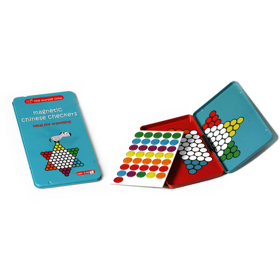 TO GO Chinese Checkers