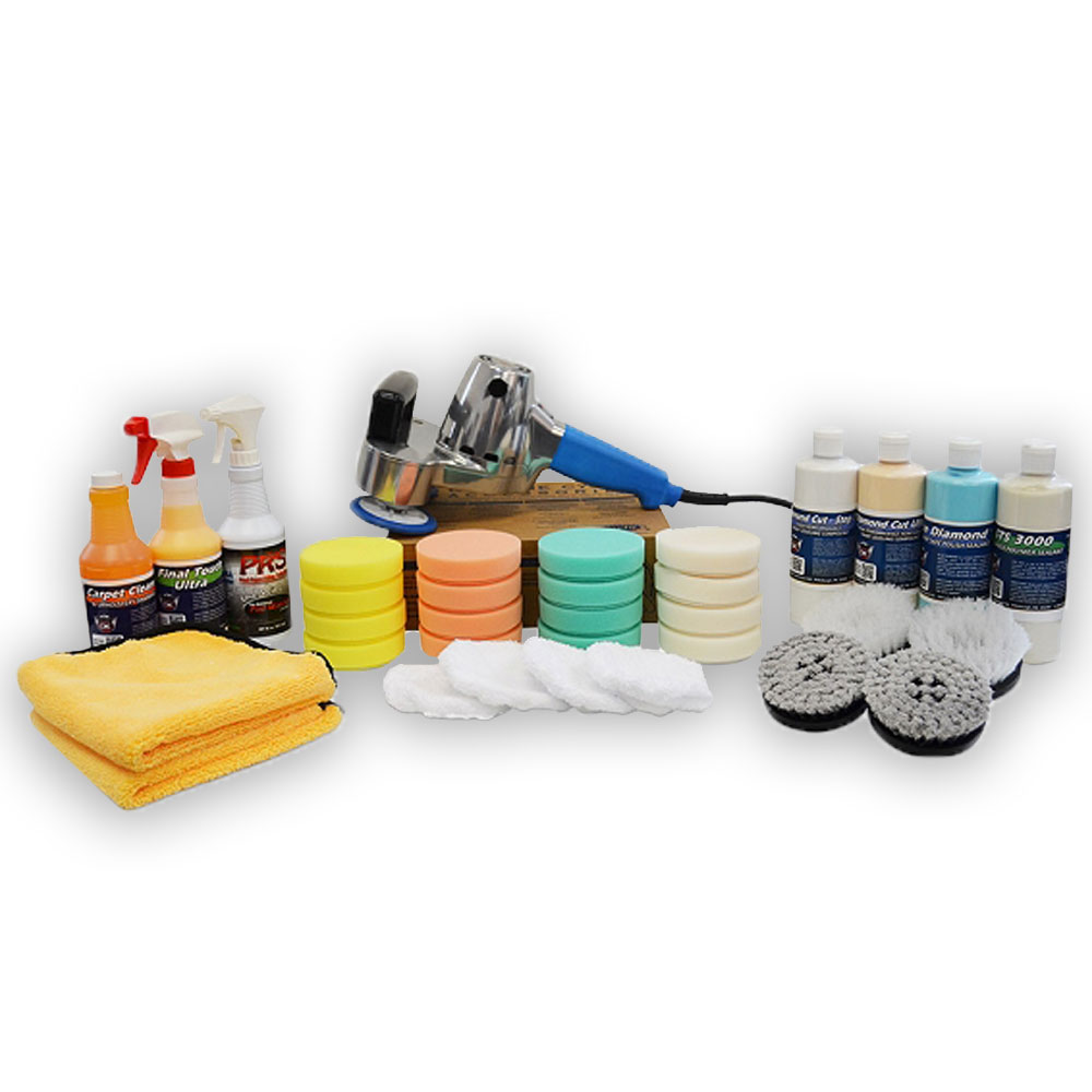 Cyclo Polisher Master Kit Value Package