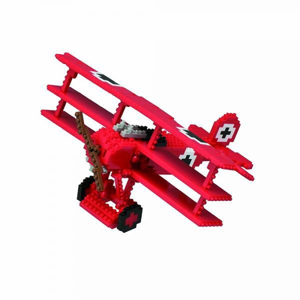 Nanoblock Red Baron Tri-Plane Kit by Ohio Art