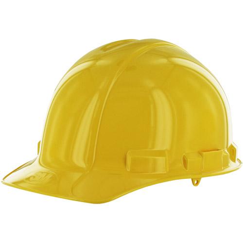 3m 91296-80025T Yellow XLR8 Standard Hard-Hat