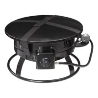 Deals on Mainstays 19-inch Portable Propane Outdoor Fire Pit 36179278