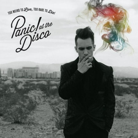 Too Weird To Live, Too Rare To Die! (Vinyl), Panic! At The Disco - Too Weird To Live, Too Rare To Die! (Vinyl) 1 By Panic! at the Disco Format: