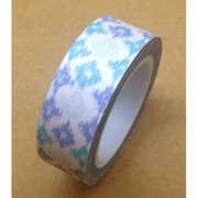 Love My Tapes Washi Tape 15mmX10m-Blue & Teal