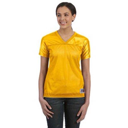 Augusta Sportswear Ladies' Junior Fit Replica Football T-Shirt (Adult Football Replica)