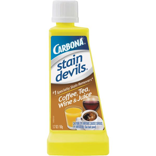 Carbona Stain Devils 8 Wine, Tea, Coffee & Juice Stain Remover, 1.7 Ounces