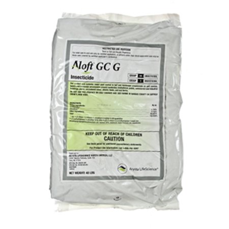 Granular Insecticide - Aloft GC G Granular Insecticide - 40 Lbs.