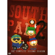 South Park: The Complete Second Season ( (DVD)) by PARAMOUNT HOME VIDEO