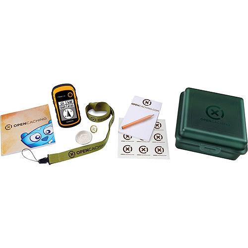 Garmin 010-00970-05 etrex 10 Geocaching Bundle Handheld GPS System New