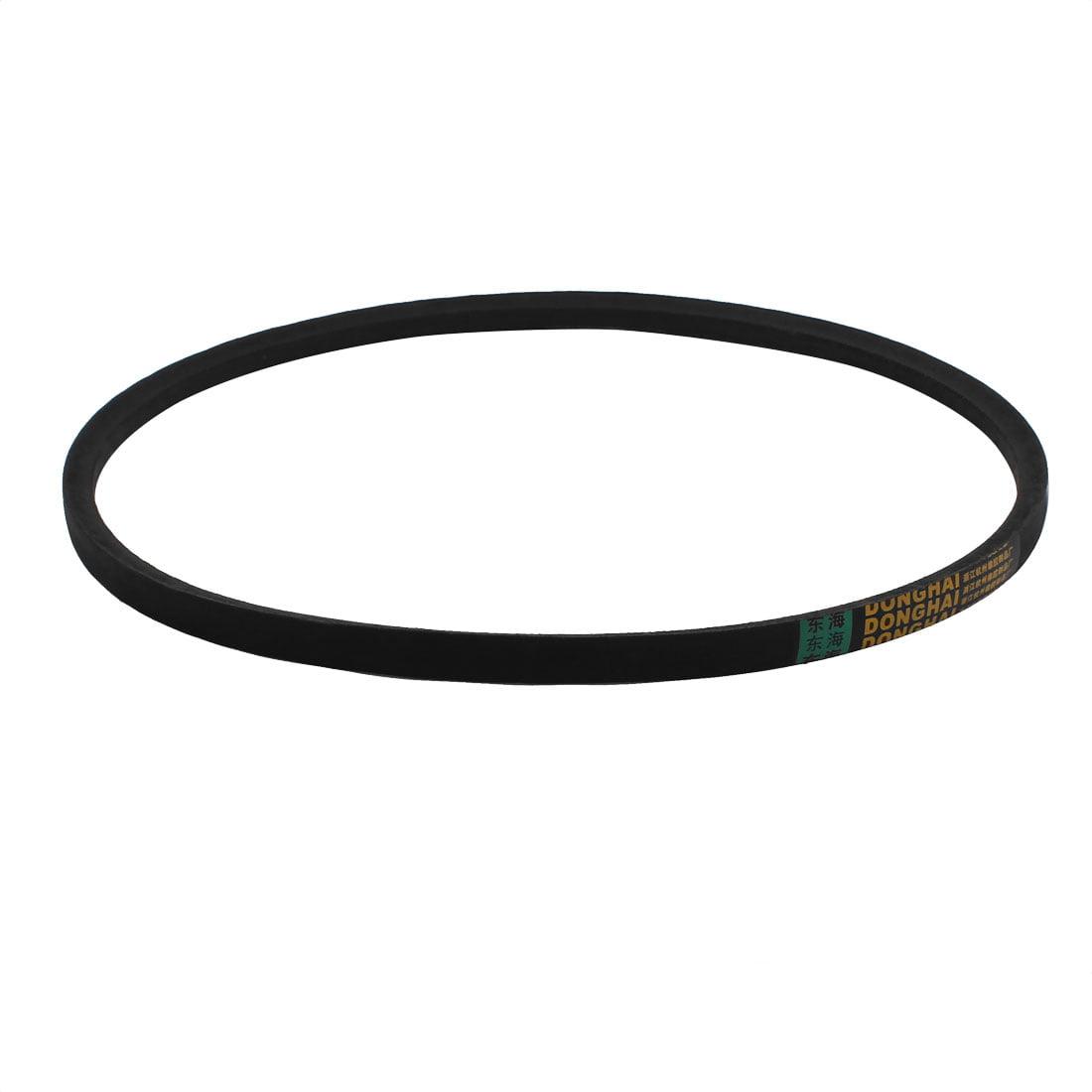 Remplacement Power Drive Industrial Rubber V Ceinture B Section B-40 Noir - image 3 de 3