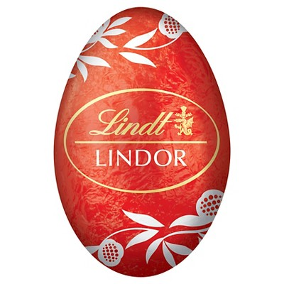 Lindt Easter Milk Chocolate Egg, .99 ounce