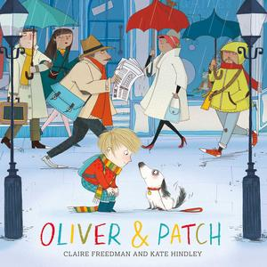 Oliver and Patch - eBook